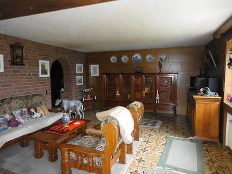 Wohnzimmer sanieren